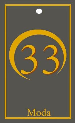diseño etiquetas 33 Moda
