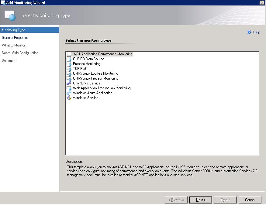 Kevin Greene IT Blog: SCOM 2012 - Configuring Application ...
