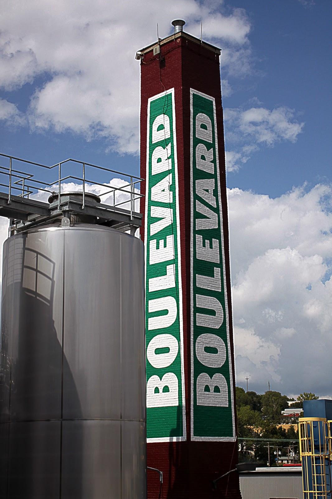 Boularvard Brewery Tours