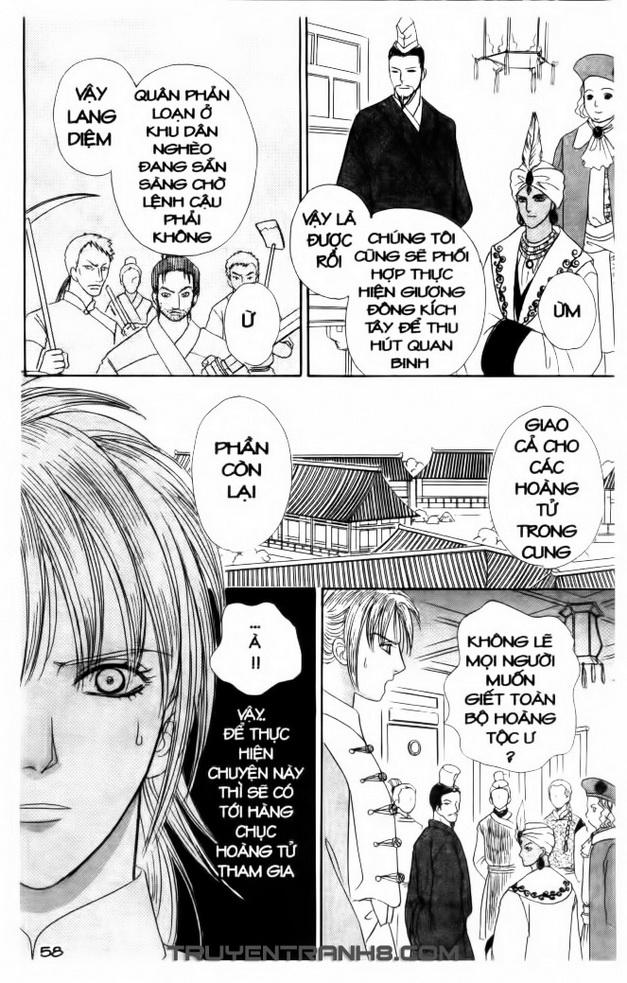 Đôi Cánh ỷ Thiên - Iten No Tsubasa chap 13 - Trang 8