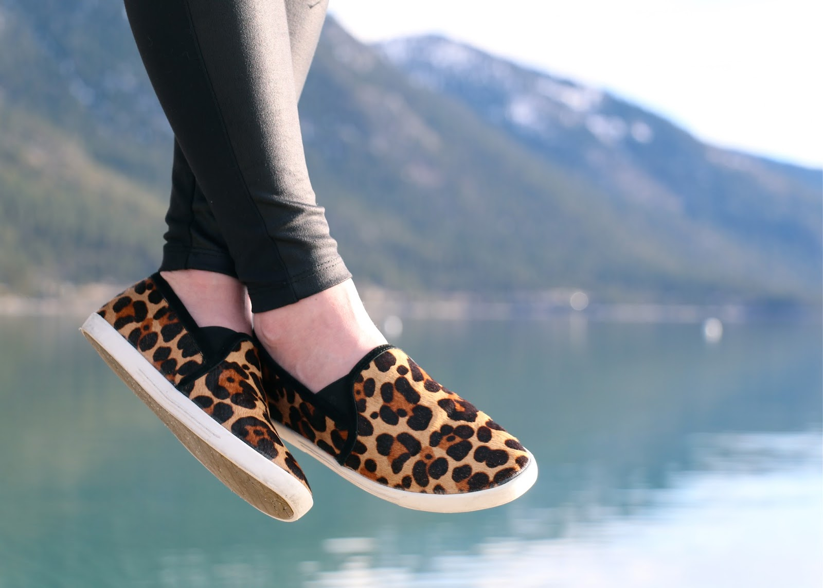 joie kidmore leopard loafer