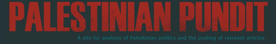 Palestinian Pundit