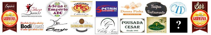Patrocinadores do Studio de dança Renato Mota