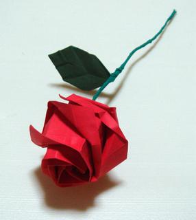 Kawasaki Rose Origami How To
