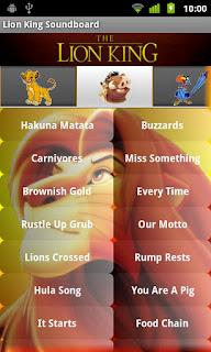 Lion King Soundboard v1.0