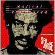 CD Seu Jorge   Músicas para Churrasco Ao Vivo Vol 1