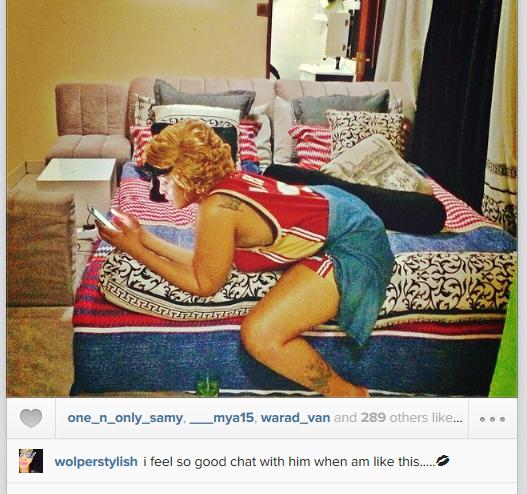 Jackline Wolper Instagram