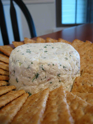 Cooking From Scratch: Herbed Cheese Spread