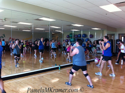Juneathon.com Challenge Day 5 with Taebo