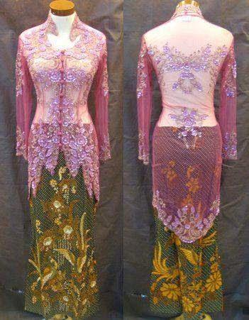 Foto Model Baju Kebaya Resmi