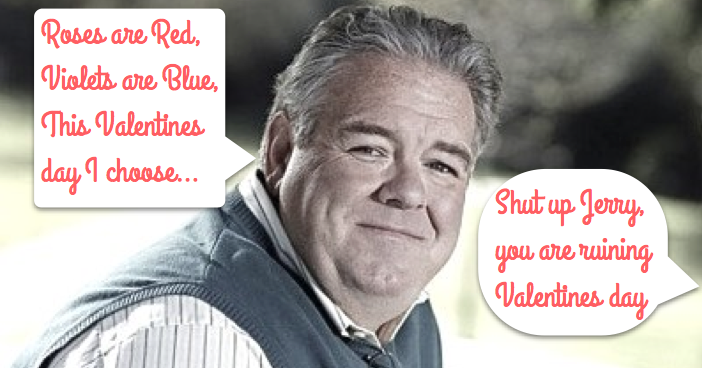 Parks and Rec, Parks and Recreations Valentines, Free Printables, Jerry Valentines, Lerry Valentines
