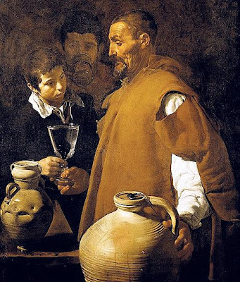 Velasquez the Water Seller