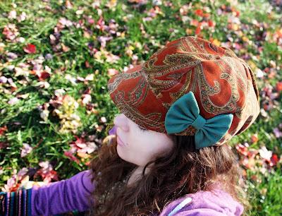 sfsixpence3 - Handmade Paisley Hat