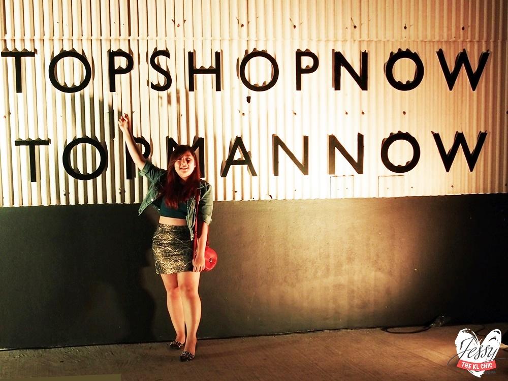Fashion: Topshop Topman x Zalora