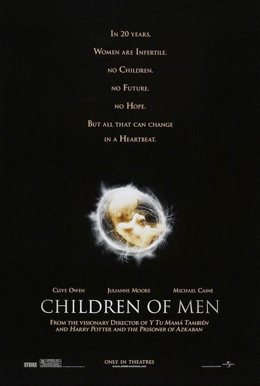 Children of Men movie poster