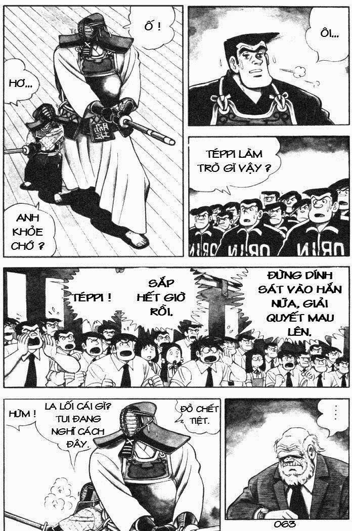Siêu quậy Teppi chap 54 - Trang 22