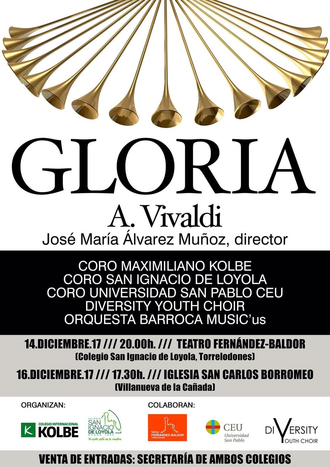 Gloria de A Vivaldi
