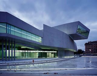 Zaha Hadid MAXXI Roma Arte Architettura
