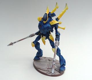 Alaitoc Wraithknigh