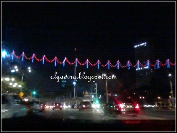 Waktu Malam Di Kuala Lumpur