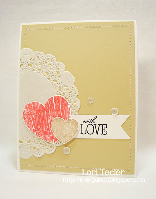 With Love-designed by Lori Tecler-Inking Aloud-stamps from Waltzingmouse Stamps