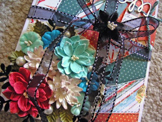 detail flowers corner card for mom using petaloo and quick quotes