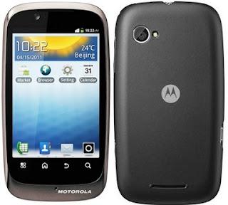 Motorola Fire XT530 Ponsel Android Murah Kamera 5 MP