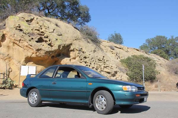 1996 Subaru Impreza Brighton Awd Auto Restorationice