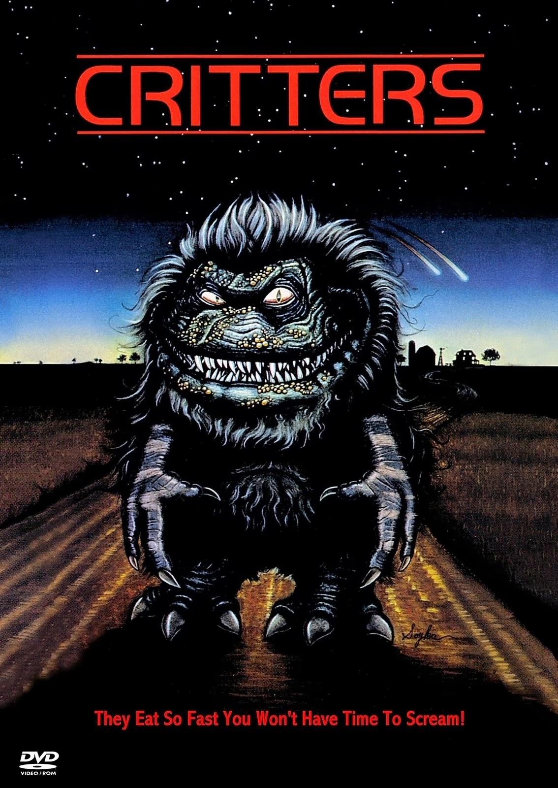 La Calavera - imagen del DVD de Critters
