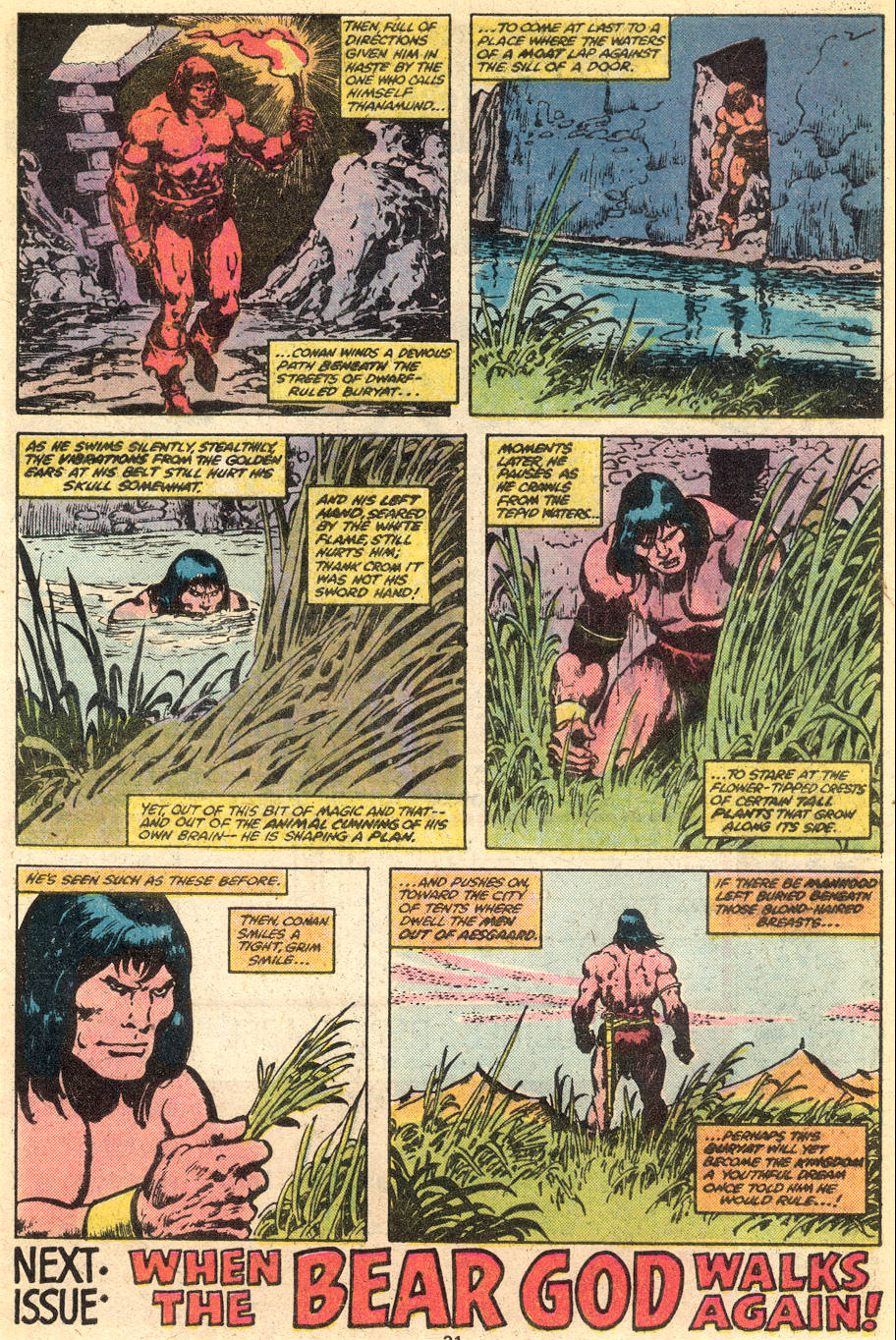 Conan the Barbarian (1970) Issue #111 #123 - English 18