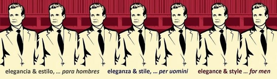 eleganza & stile, per uomini