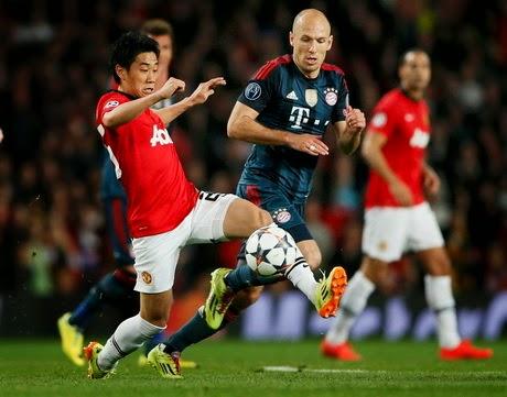 Video Cuplikan Gol MU vs Bayern Munich 1-1