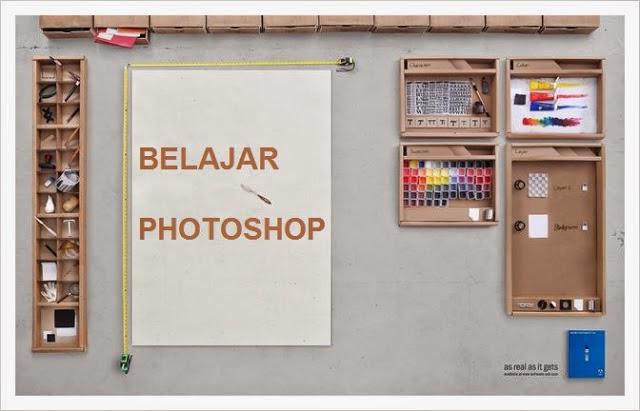 Tips mudah Belajar Dan Menguasai Photoshop bagi Pemula