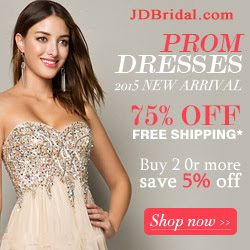 Prom dress at Jdbridal.com