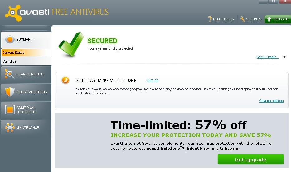 Amazing Features of Avast at a Glance