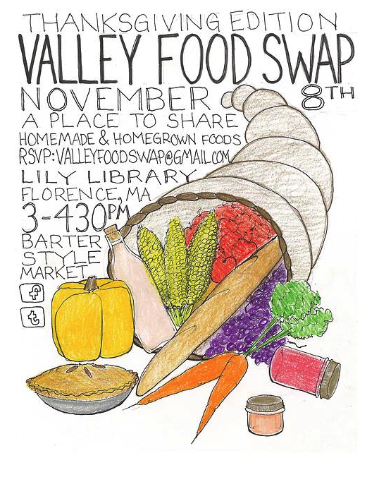 Food Swap @ Lilly Library Florence