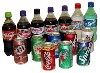 Harga Minuman Ringan Mizone,Aqua,Cola dan Lainnya Terbaru 2015