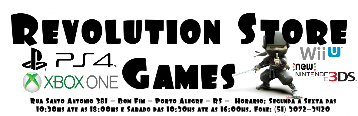 Revolution Store Games