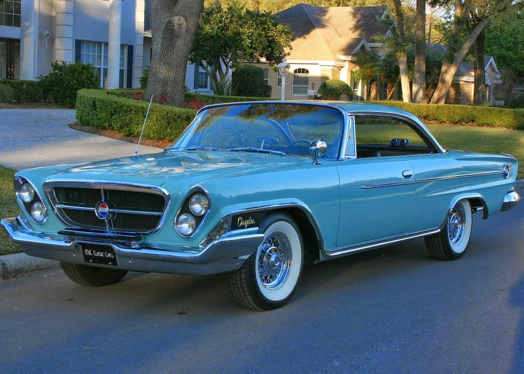 Chrysler on 1962 Buick Lesabre 2 Door Sedan