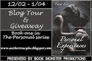 Tracy Lee's PERSONAL EXPERIENCES Tour & Giveaway