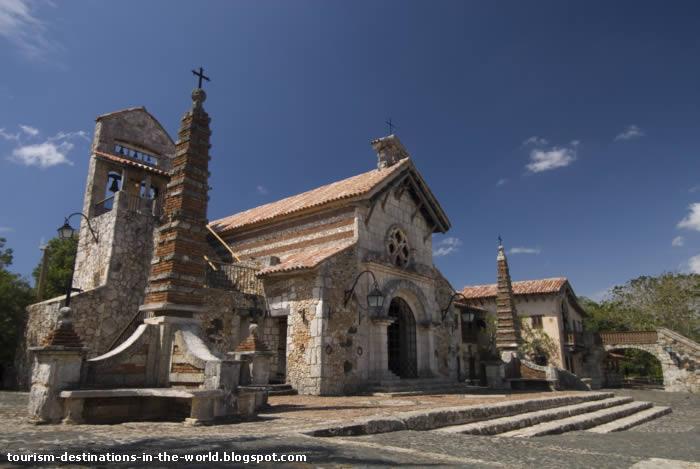 Igreja de Altos de Chavon - La Romana