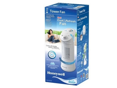 Honeywell Cool & Refresh Fan