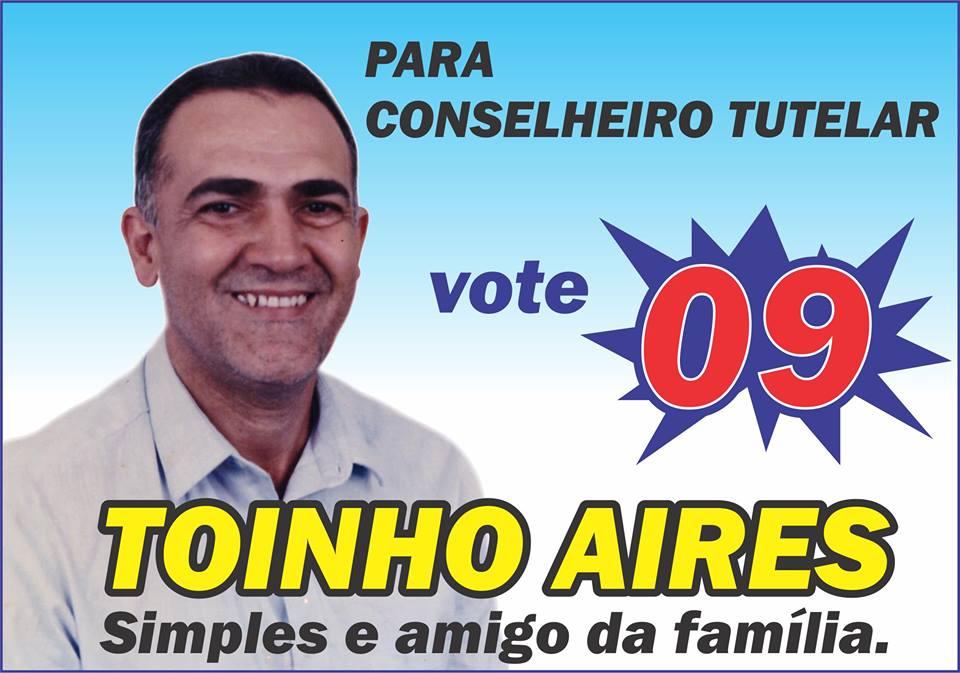 TOINHO AYRES É 09