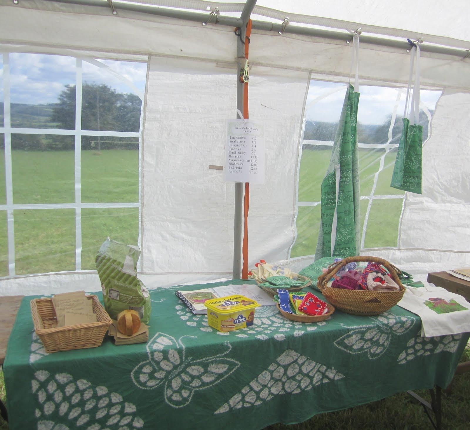 Kitchenherbwife stall
