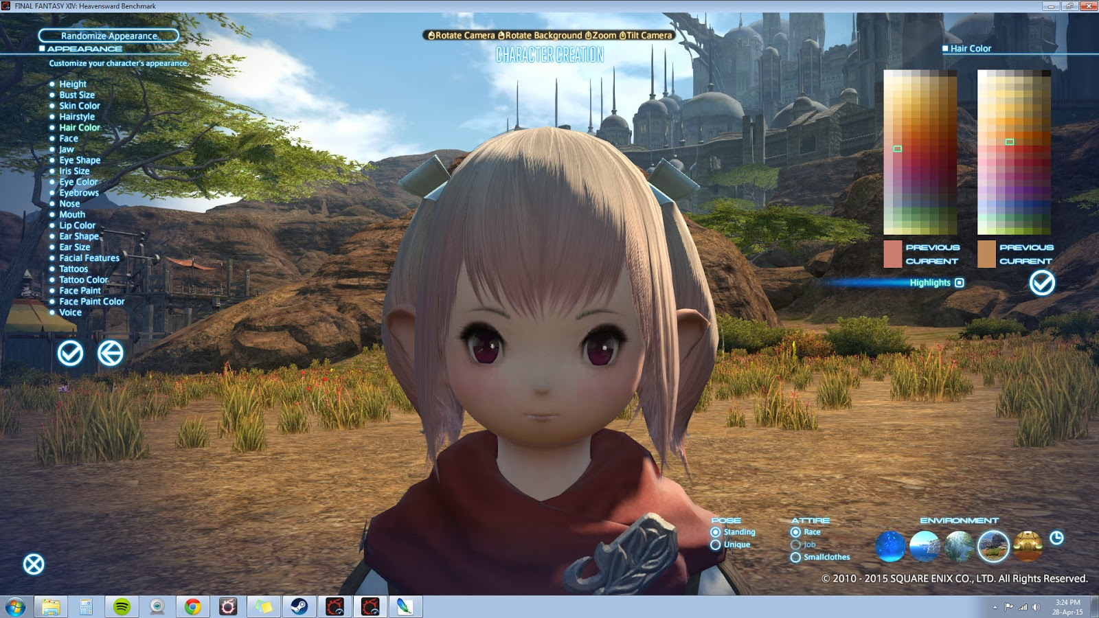 Tank and a healer final fantasy a realm reborn character creation