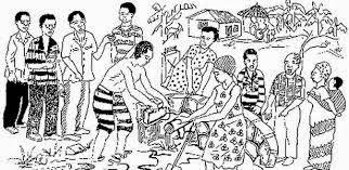 Peran Partisipasi Masyarakat Dalam Usaha  Pembangunan Desa