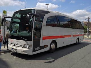 Fernbus: Der neue ADAC-Postbus ist bequem, billig – und verspätet, aus Berliner Morgenpost