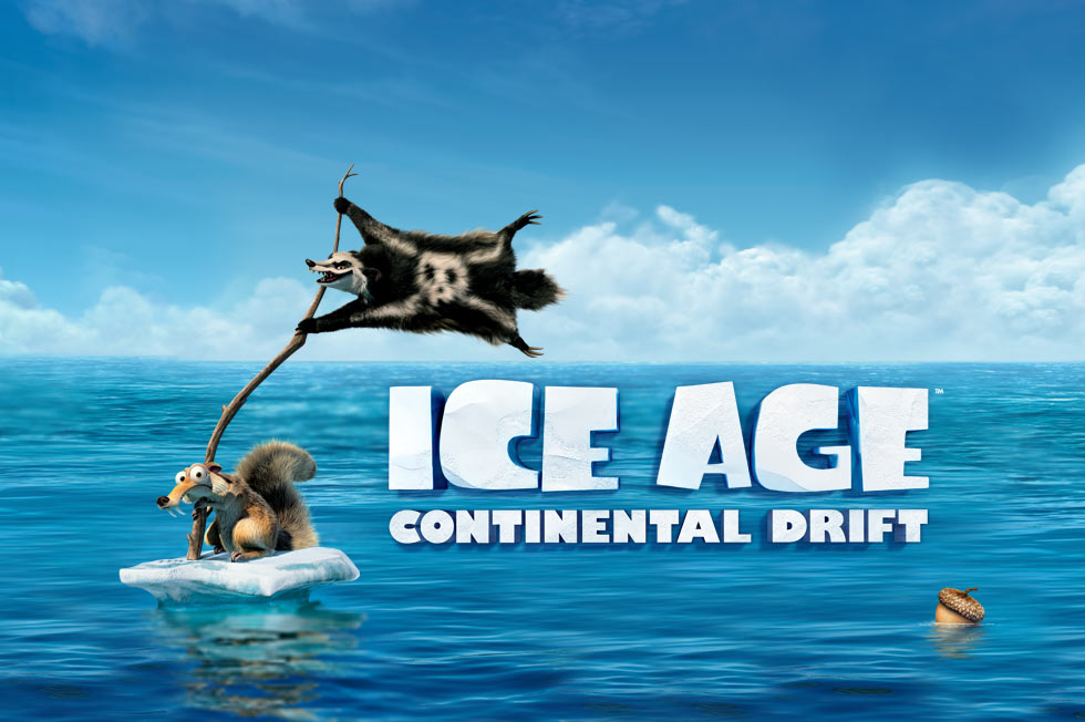 ICE AGE 4 -TRAILER OFICIAL