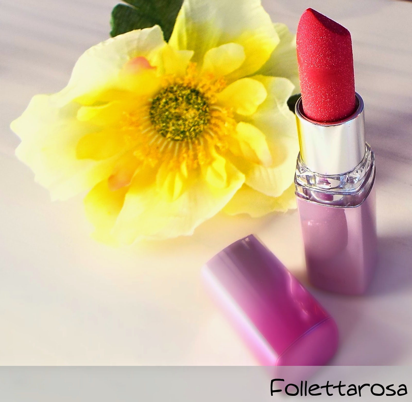 watershine maybelline rossetto
