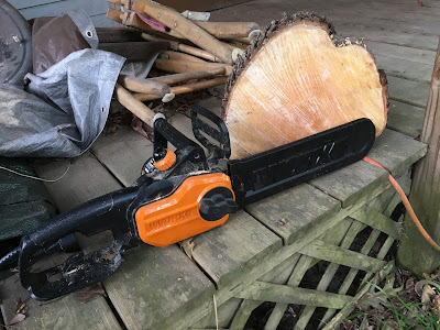 WORX 14″ Electric Chain Saw